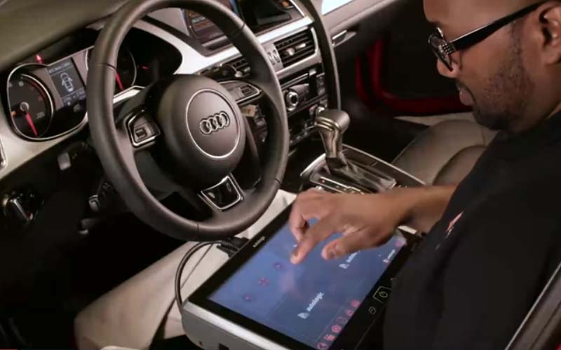 Audi Service Functions